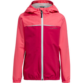VAUDE Turaco II Jacket Kids crimson red
